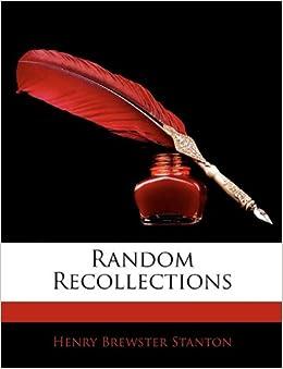 Book Random Recollections