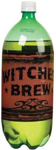 [Soda Bottle Name Labels - Case Pack 2 SKU-PAS554481] (Soda Bottle Costumes)