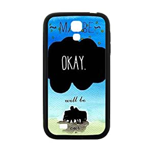 May Be Okay Stylish High Quality Comstom Protective case cover For Samsung Galaxy S4