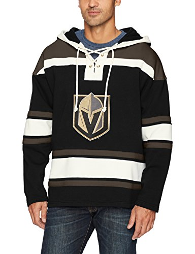 official photos ef9a4 b8d23 OTS NHL Adult Men s NHL Men s Lacer Pullover Hoodie