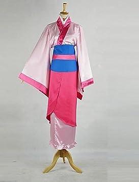 HJL-mulan fa mulan cosplay traje , male-xxs , male-xxs: Amazon.es ...