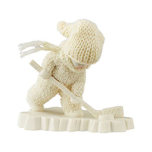 Department 56 Snowbabies Classics Faceoff Figurine, 3.94