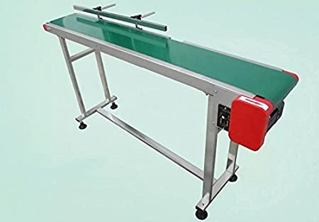 MABELSTAR Small belt conveyor band carrier PVC line sorting