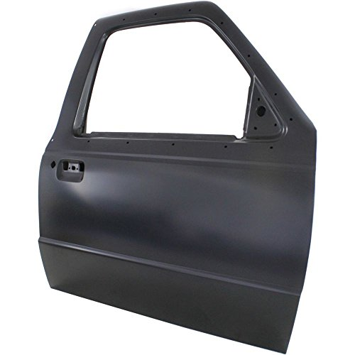 Diften 120-C0080-X01 - New Door Shell Front Passenger Right Side RH Hand B3000 MA1301105 ()