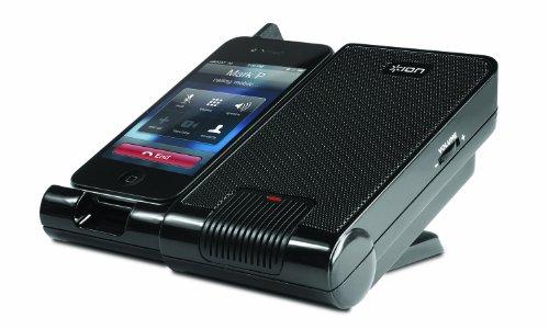 ION Phone Station | Desktop Speakerphone System for Mobile Phones ()