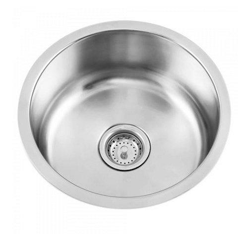 Barclay PSSSB2218-SS Royce Round Prep Sink, 15