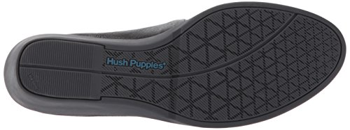Hush Puppies Frauen Fräulein Mariya Slip-On Loafer Schwarz
