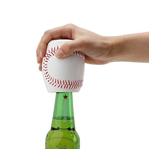 Baseball deCapper Single Motion Push-Down Automatic Bottl...