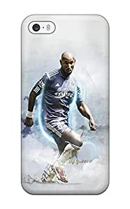 Durable Protector Case Cover With Nicolas Anelka Hot Design For Iphone 5/5s by supermalls