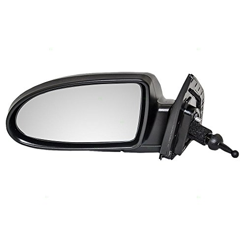 Drivers Manual Remote Side View Mirror Replacement for Hyundai Accent - Driver Hyundai Replacement Accent
