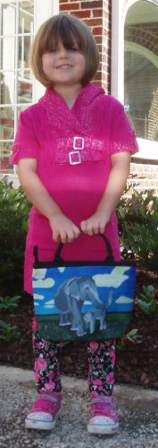 Panda Small Handbag and Coin Purse - Matching Gift Set - Great for Young Girls by Salvador Kitti (Image #8)