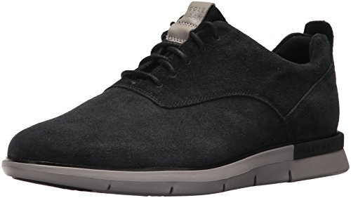 Cole Haan Men's Grand Horizon Oxford II, Black/Ironstone, 12 Medium US