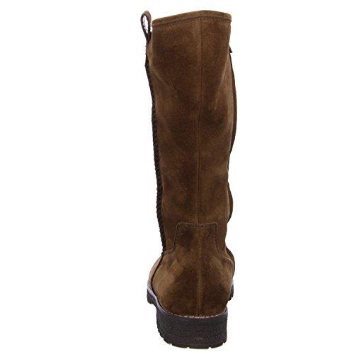 Paul Green Women's 8055-018 Boots Brown Okmdb3