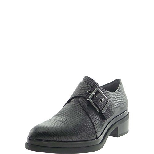 What For - Mocasines para mujer negro