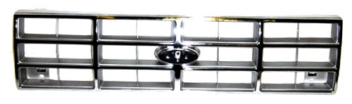 OE Replacement Ford Bronco/Ranger Grille Assembly (Partslink Number FO1200150) (Ford Ranger Emblem Replacement compare prices)