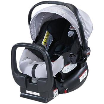 Britax Chaperone Infant Car Seat Black Prior Model