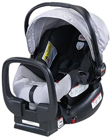 amazon com britax chaperone infant car seat black prior model baby rh amazon com Britax Chaperone Travel System Britax Chaperone Adapter