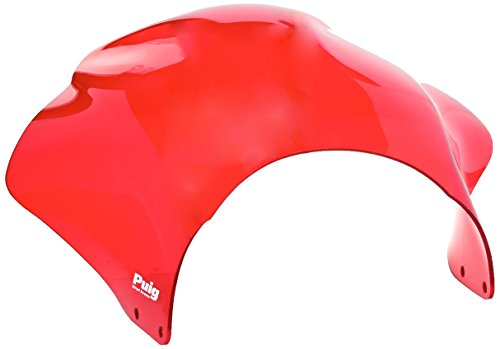 Puig 0013R Red Raptor Universal Windshield
