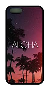 Aloha Theme iphone 4s Case TPU Material