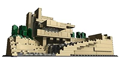LEGO®  Architecture, Falling water - Item#21005