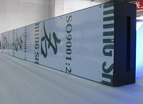 800x1980mm nur Hardware 800x1980mm - L-stand Rollup Banners Hardware only einseitig flexible freistehende Banner-Display single sided Flexible freestanding banner display L-St/änder Rollup Banner