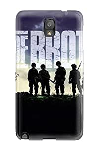 High Quality Shock Absorbing Case For Galaxy Note 3-band Of Brothers Tv Series
