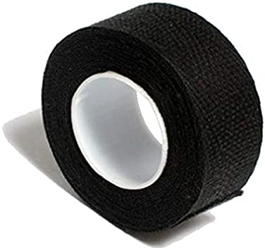 7 pair  BLACK Cateye Cloth Handlebar Cloth Tape Black EZ install 2 Rolls each