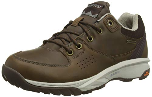 - Hi-Tec Wild-Life Lux I Waterproof Walking Shoes - SS18-10 - Brown