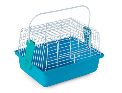 Prevue Pet Products Travel Cage for Birds and Small Animals, Blue by Prevue Pet Products (Image #2)
