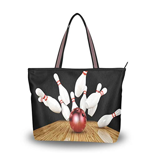 d855ea705775 Vintage Leather Bowling Bag - Trainers4Me