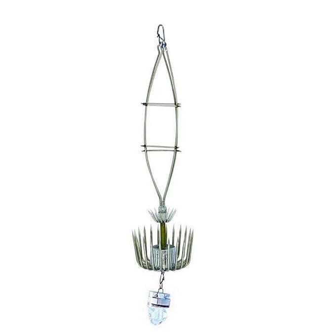 Ma-Peche.fr - Juego de jaula para calamar + lámpara + gancho ...