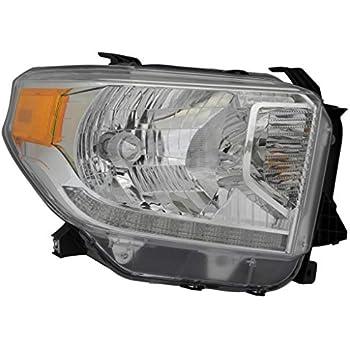 Halogen Headlight For 2014-2016 Hyundai Elantra Left w// Bulb Usa Built s