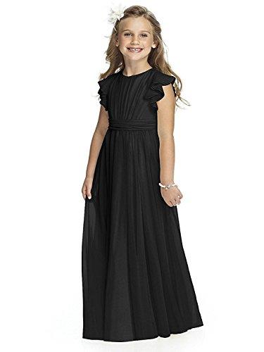 long black fairy dress - 3