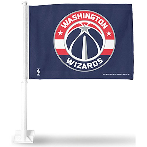 Rico Industries Washington Wizards Car and Auto Flag by Rico Industries