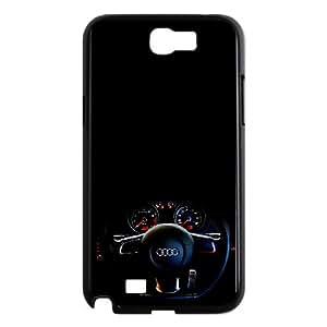 Audi case generic DIY For Samsung Galaxy Note 2 N7100 MM9E992414