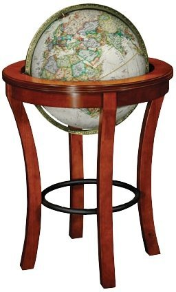 (Replogle Globes Garrison Globe, 16-Inch)