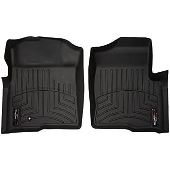 Amazon Com Weathertech Custom Fit Front Floorliner For Select Ford Lincoln Models Black