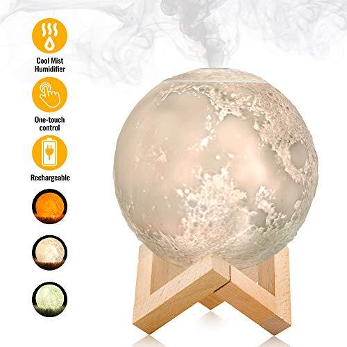 MEIDI Humidifier Aromatherapy Adjustable Brightness product image