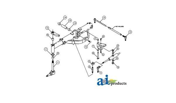 Amazon.com: A&I Products. A-50291005. Overhaul Kit, Major ... on
