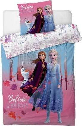 Copripiumino Di Frozen.Aymax S P R L Parure Di Lenzuola Frozen 2 Copripiumino Disney