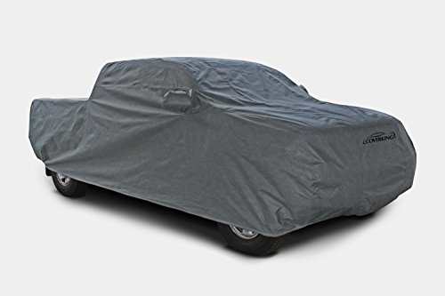 Coverking Custom Fit Car Cover for Select Chevrolet Avalanche Models - Triguard (Gray)