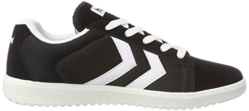 Top Black Choice Adults' Black Hummel Unisex Sneakers 2001 Low nBw0YnIEq