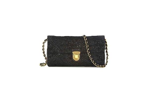 Prada Black Shoulder Bag  Handbags  Amazon.com 4c93e16022d5e