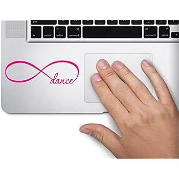 Amazon Infinity Dance Symbol Decal Funny Laptop Skin Macbook