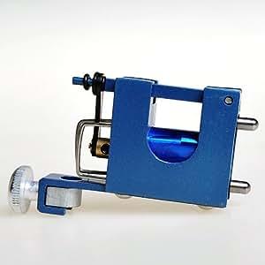 Top rotary tattoo machine motor gun blue f for Rotary tattoo machine amazon
