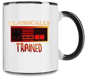 Classically Trained 11oz taza de cambio de color completo