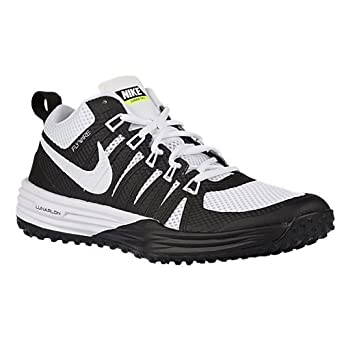 new product 35253 1d15d Mens Nike Lunar Tr1 Black White Trainers 652808 110 UK 11.5 EUR 47 US 12.5   Amazon.co.uk  Clothing