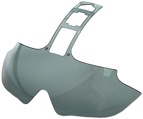 ABUS Fietshelm In-Vizz vervangglas, grijs, M/L