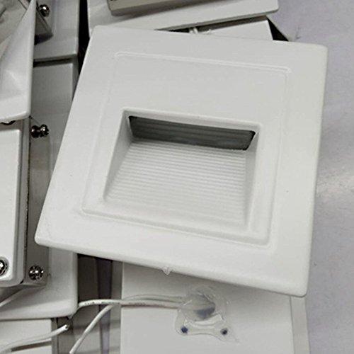 Led Square Plinth Light Set in US - 1