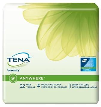 """TENA Serenity Ultra Thin Heavy Absorbency Pads 13"""" ..."""